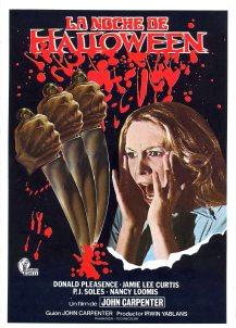 Halloween Italian poster