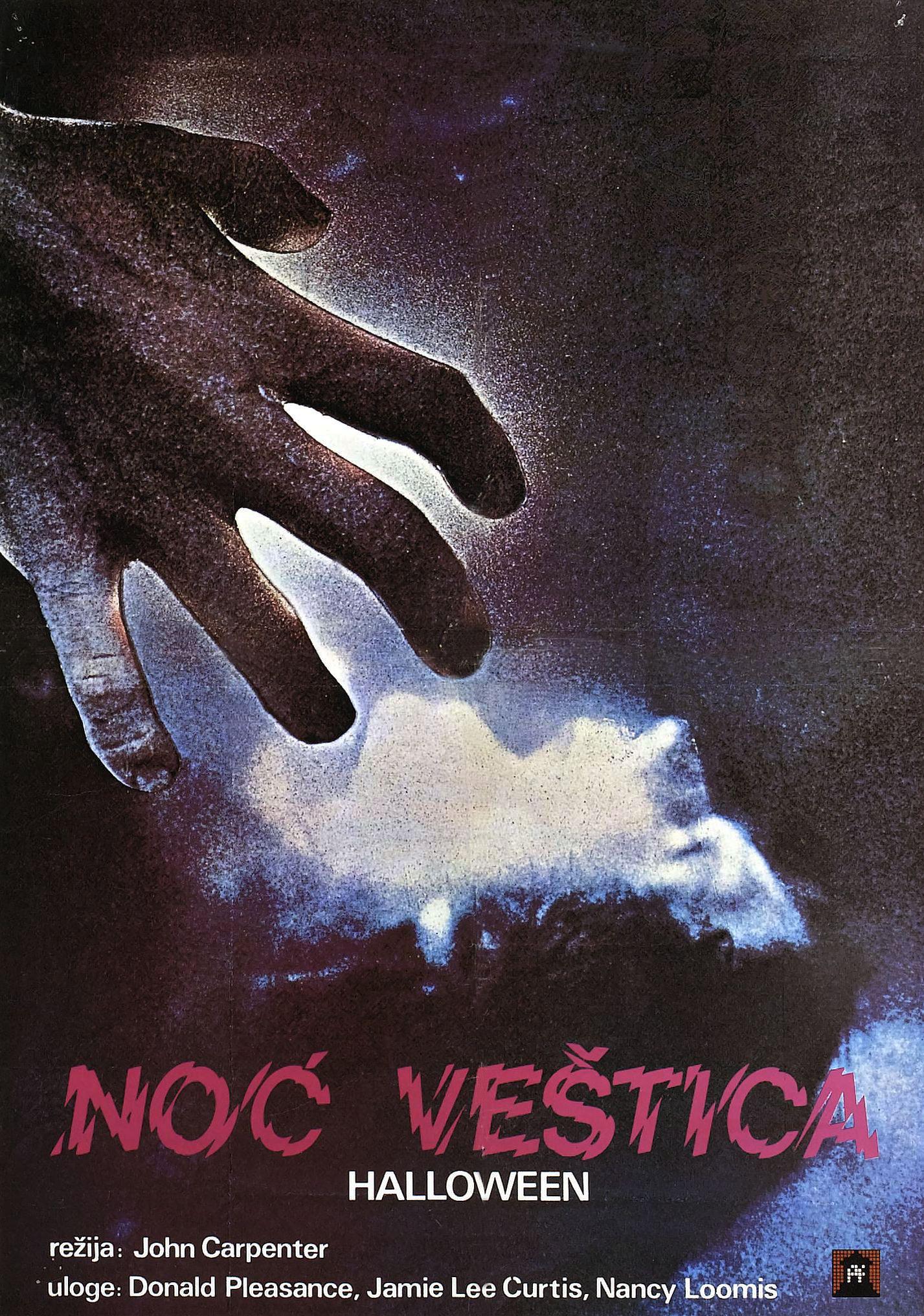 Halloween Polish poster