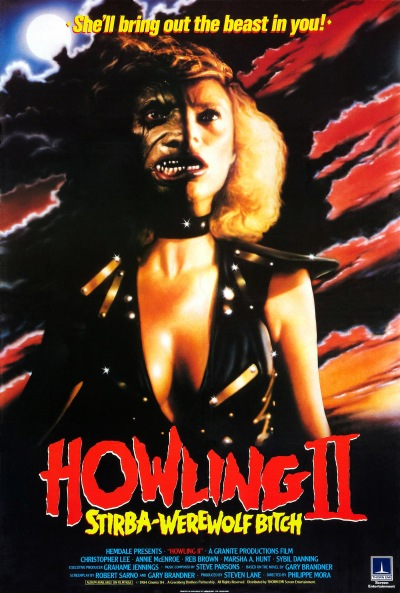 Howling II alternate poster