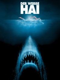 Jaws German poster