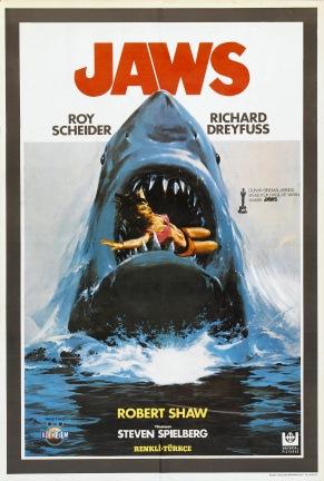 Jaws Turkish poster