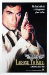 Licence to Kill teaser poster