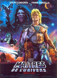 Masters of the Universe French poster