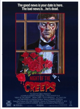 Night of the Creeps US poster