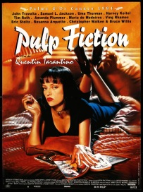 Pulp Fiction French poster