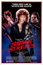 Savage Streets alternate poster
