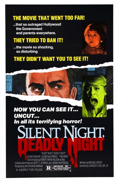 Silent Night Deadly Night alternate poster
