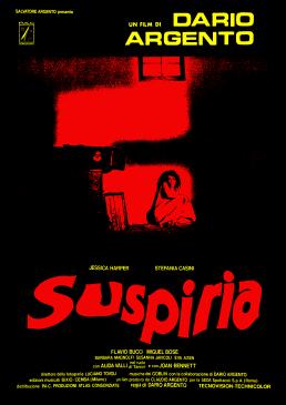 Suspiria Italian poster alternate 2