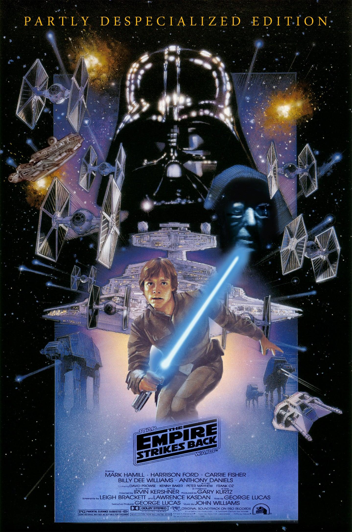 The Empire Strikes Back alternate poster 3