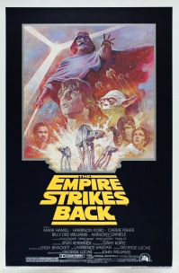The Empire Strikes Back alternate poster