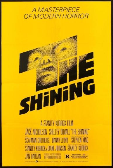 The Shining alternate poster