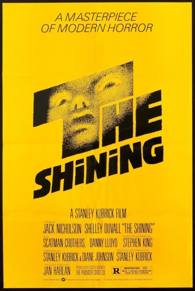 The Shining alternate poster