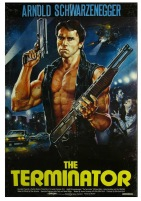 The Terminator alternate poster