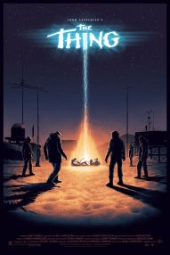 The Thing poster Matt Ferguson