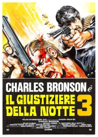 Death Wish 3 Italian poster alternate