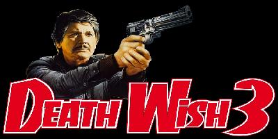 Death Wish 3 logo