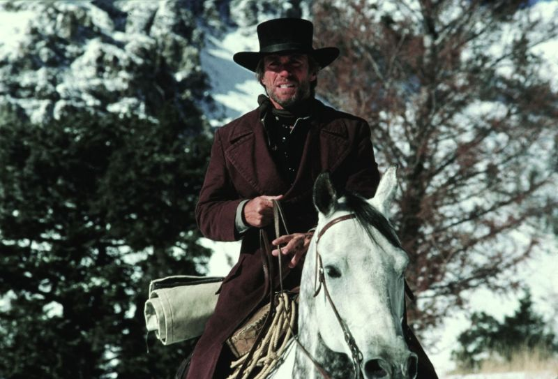 Pale Rider Clint