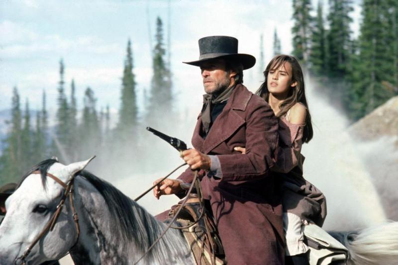 Pale Rider Eastwood