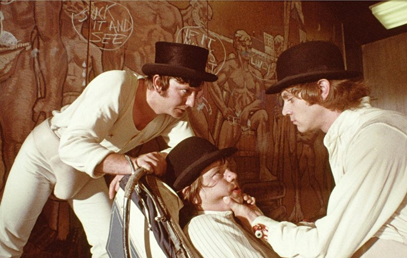 a clockwork orange alex and his droogs
