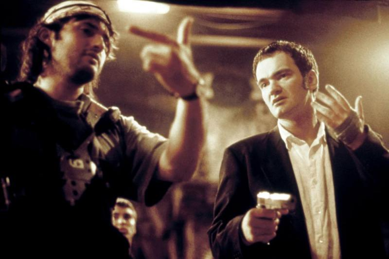 From Dusk Till Dawn Rodriguez and Tarantino