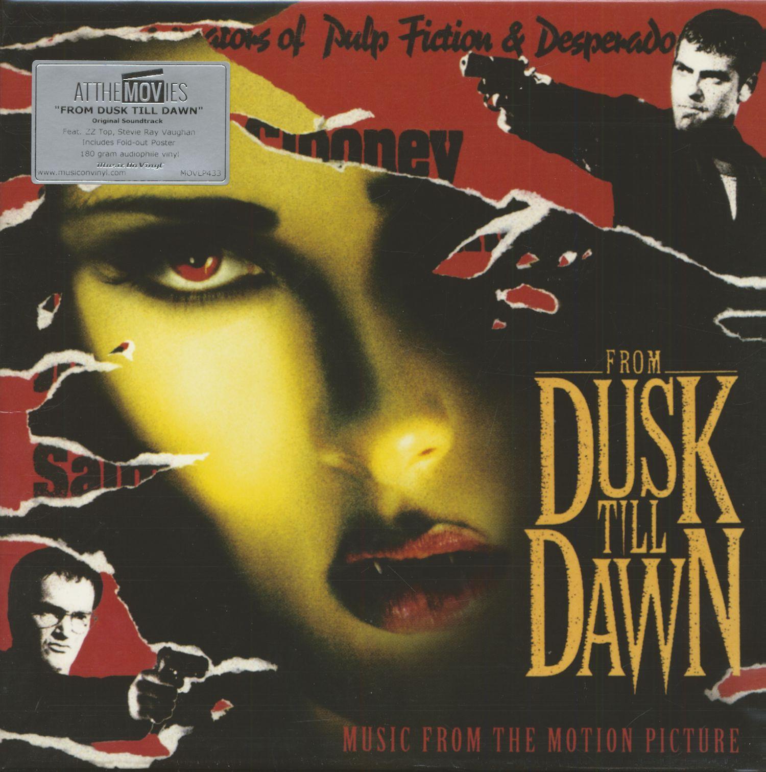 from dusk till dawn soundtrack
