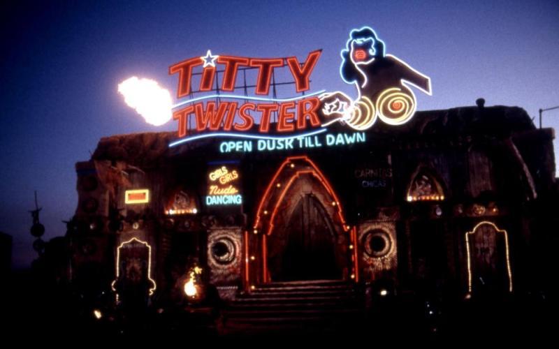 From Dusk Till Dawn Titty Twister
