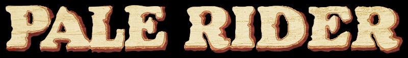 Pale Rider logo