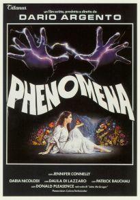phenomena italian poster