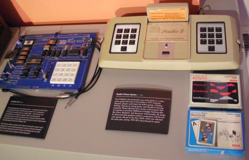 RCA Studio II console