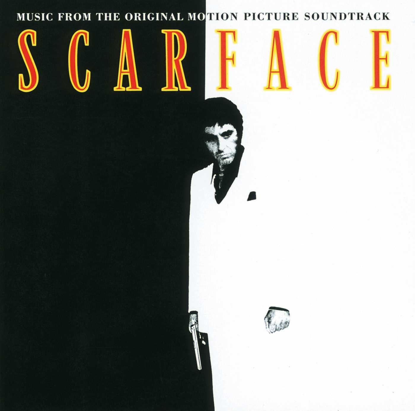 scarface soundtrack