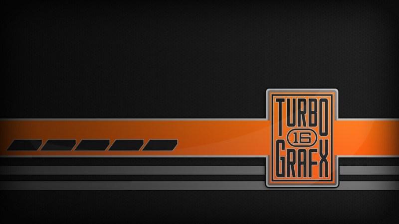 TurboGrafx 16 featured