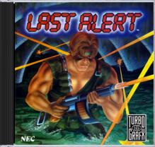 TurboGrafx16 Last Alert
