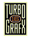 TurboGrafx16 logo