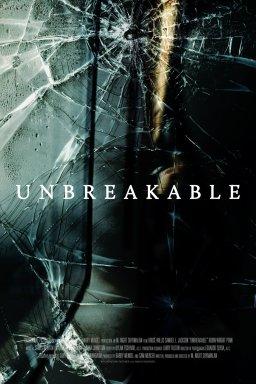 unbreakable alternate poster
