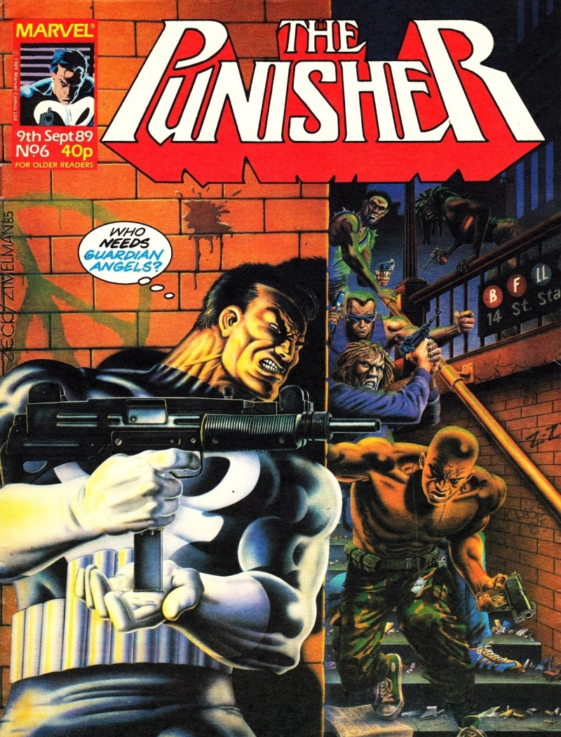 unbreakable the punisher