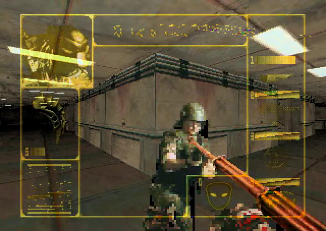 AVP Atari Predator vs marine