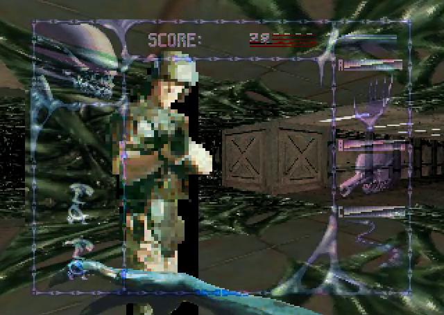 AVP Atari xenomorph attack