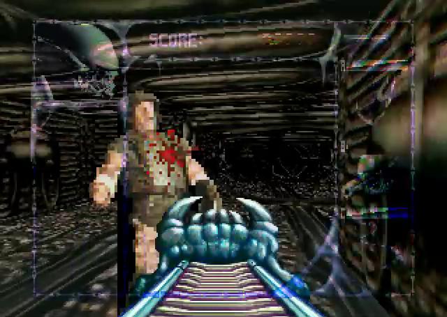 AVP Atari xenomorph vs marine