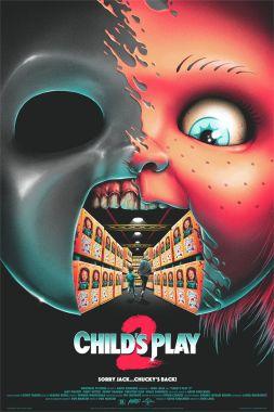 Child's Play 2 Alternate Poster Matt Ryan Tobin