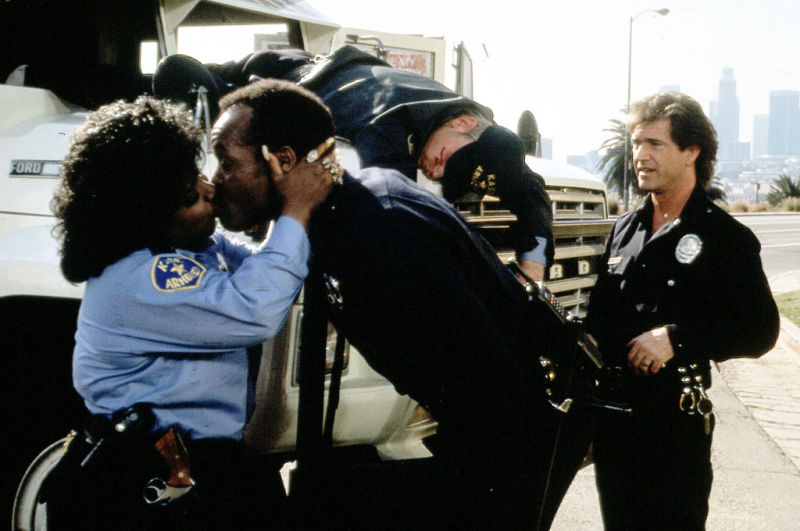 Lethal Weapon 3 Delores