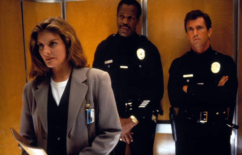 Lethal Weapon 3 Lorna