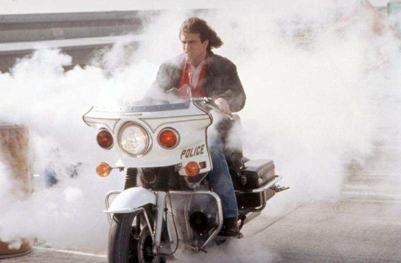 Lethal Weapon 3 Riggs