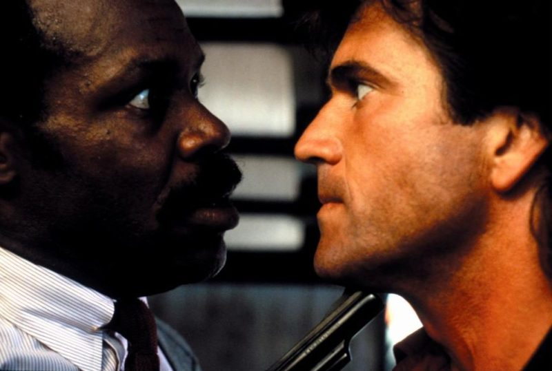 Lethal Weapon Riggs and Murtaugh