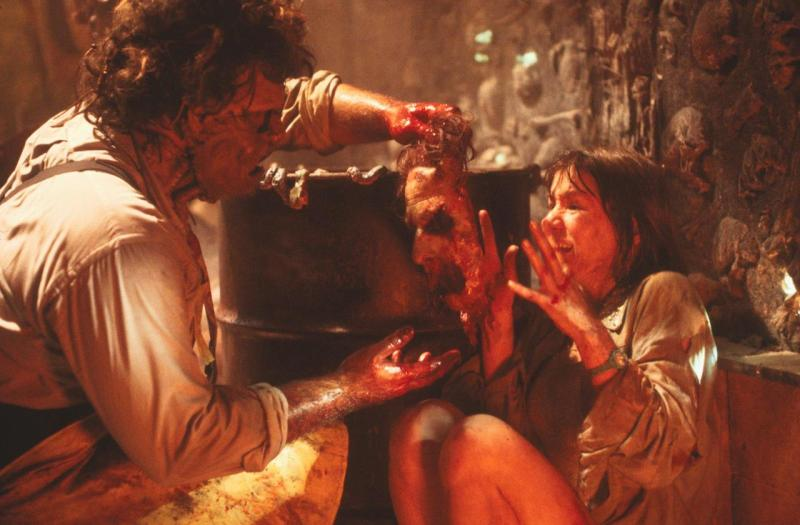 Texas Chainsaw Massacre 2 Leatherface