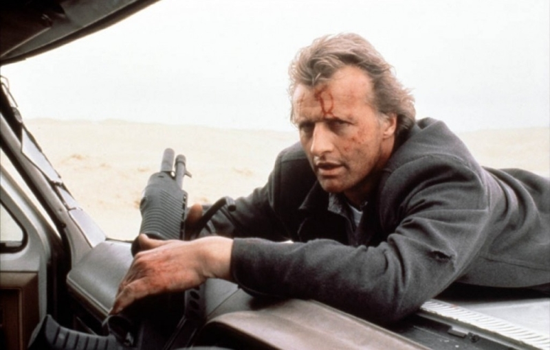 The Hitcher Ryder