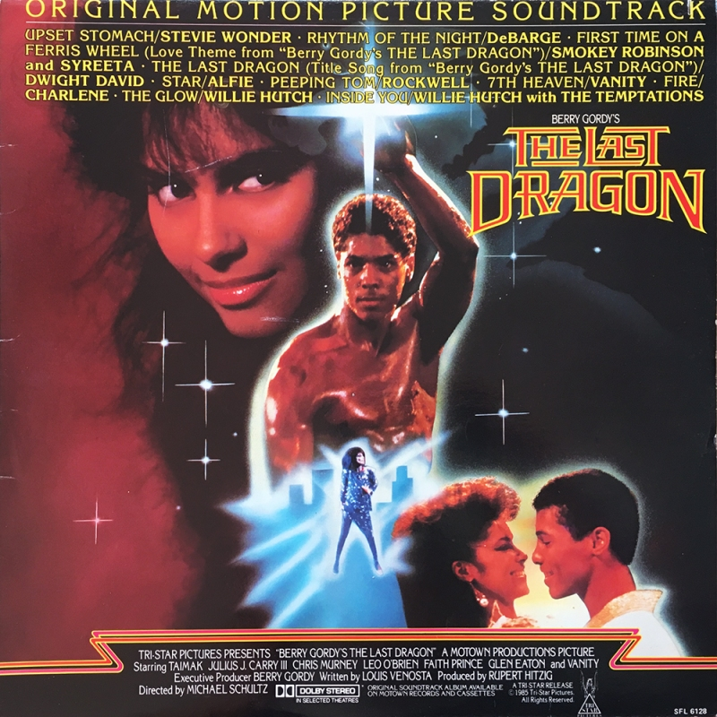 The Last Dragon OST