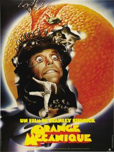 A Clockwork Orange French poster