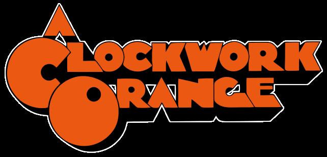 A Clockwork Orange logo