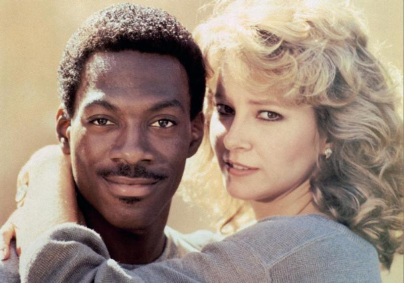 Beverly Hills Cop Axel and Jenny