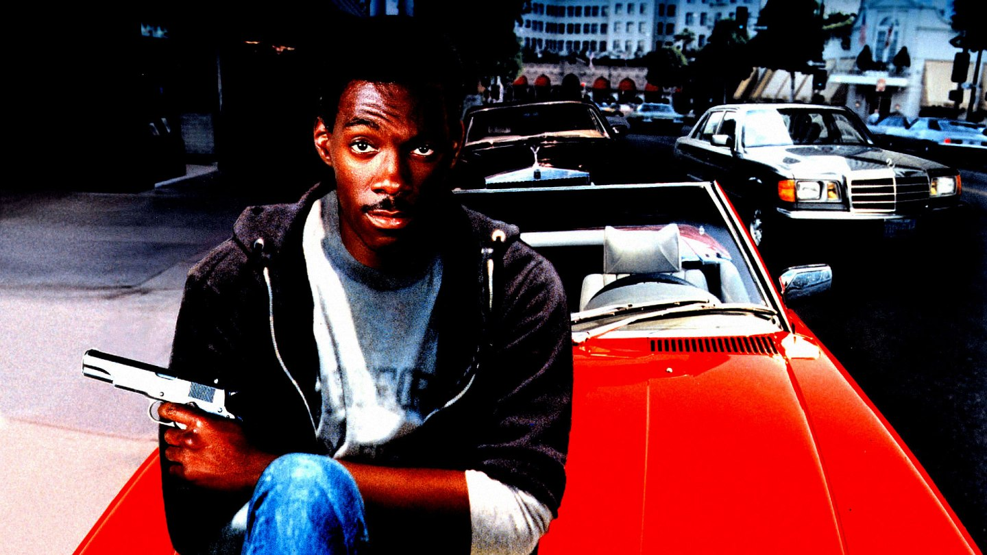 Beverly Hills Cop featured